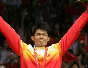 Beijing 2008 – Lin's Dan It!