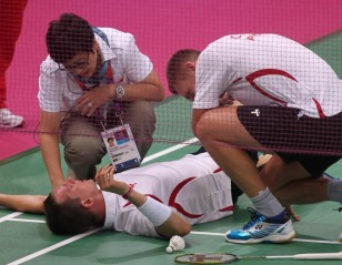 London 2012: Day 3 – Session 2: Injury Pulls Poles Apart