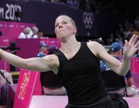 London 2012: Day 1 - Session 2: Anu 'Finnish-ed' Losing at Olympics