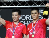London 2012: Cai and Fu: Seeking the missing piece to their collection
