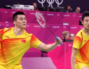 London 2012: Day 2 – Session 3: Chinese Focused on Golden Finale to Careers