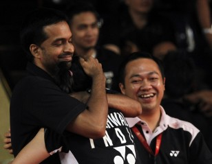 London 2012: India's chief strategist plots London game plan