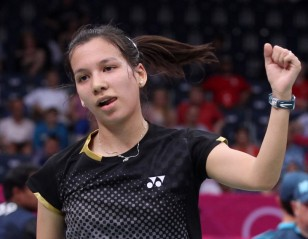 London 2012: Brother and sister create badminton history