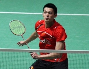 London 2012: Lin Dan: 'I was just an ordinary kid like anyone else'