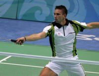 London 2012: 'Czech' out Petr in Opening Ceremony – badminton's gritty warrior leads country
