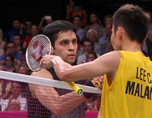 London 2012: Day 6 - Session 3: Lin Dan, Chong Wei in Semi-finals