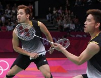 London 2012: Day 6 - Session 1: Four Countries Eye Men's Doubles Gold
