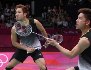 London 2012: Day 6 – Session 1: Four Countries Eye Men's Doubles Gold