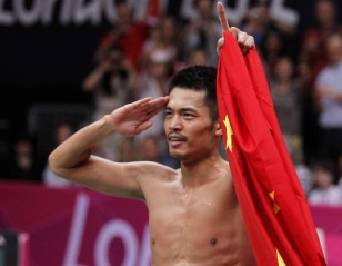London 2012: Day 9 – Men's Singles: He's 'Dan' It!