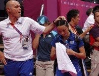 London 2012: Day 5 - Session 1: Final Bow for European Greats