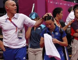 London 2012: Day 5 – Session 1: Final Bow for European Greats