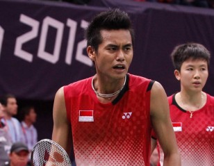 London 2012: Day 6 – Session 2: China Assured of Mixed Doubles Gold
