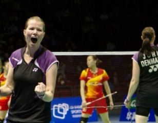 CR Land BWF World Superseries Finals – Day 4 – night: Pedersen Bringing 'Doubles' Trouble in Finals