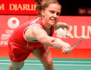 Indonesia Open 2013 – Day 6: Germany To The Fore As Nehwal Crashes