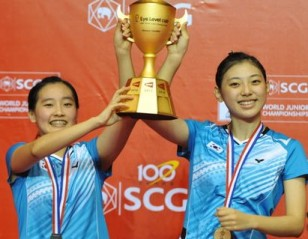 SCG BWF World Junior Championships 2013 – China and Korea Share Spoils