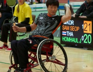 BWF Para-Badminton World Championships 2013 – Shared Success at Para-Badminton Worlds 2013