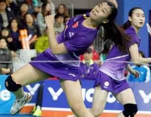 Korea Open 2014 – Day 5: Rampant China; Six Straight for Lee