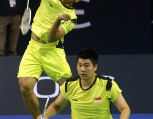 Singapore Open 2014 – Day 1: Chrisnanta/Triyachart in Main Draw