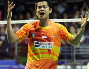 Singapore Open 2014 – Day 5: Santoso Battles Past Du to Enter Final