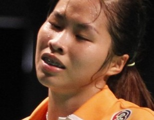 The Star Australian Badminton Open 2014 – Day 3: Intanon Falls to Han Li