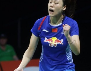 Li-Ning BWF World Championships 2014 – Day 7: Zhao Pockets Double