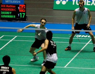 Japan Open: Day 3 – Sakai Surges into Quarters