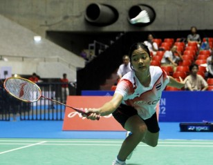 Japan Open: Day 4 – Tine Baun Falls to Porntip Buranaprasertsuk