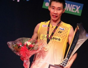 Denmark Open: Day 6 – Chong Wei 'Ce-Lee-brates' Birthday with Denmark Open Win