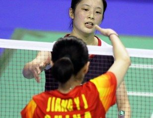 French Open: Day 2 – Jiang falls to Minatsu Mitani