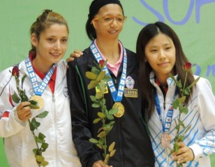 Badminton Success at Summer Deaflympics 2013