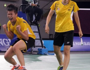 Commonwealth Games 2014: Malaysia Lose Men's Singles Crown