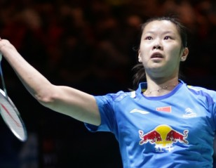 Top Guns Dubai-Bound; Xuerui Out