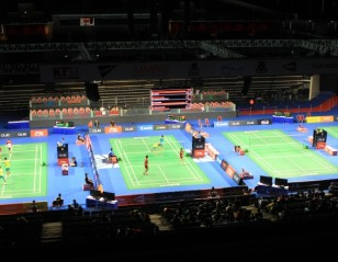 Singapore Open's Media Facilities in World Top Ten