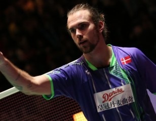 In-form Jorgensen Wary of India Open 2015 Minefield
