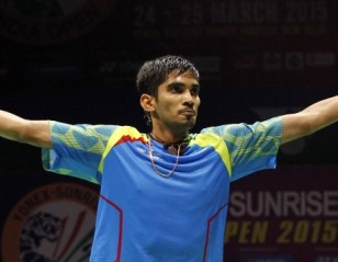 Dream Day for Srikanth, Saina – Yonex-Sunrise India Open 2015 Finals