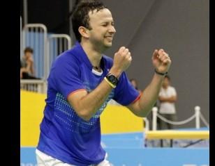 Cordon, Li Crowned Singles Champions – Pan Am Games 2015