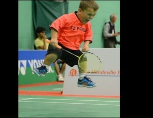 China's 'New Kid' Dethrones Suter-Erath – BWF Para-Badminton World Championships 2015
