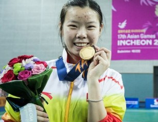 Asian Games 2014 – Day 3: China Retain Women's Team Gold