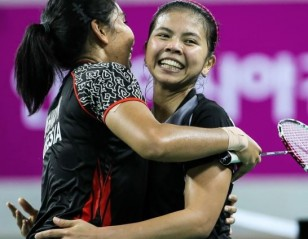 Asian Games 2014 – Day 8: Golden Day for Polii/Maheswari