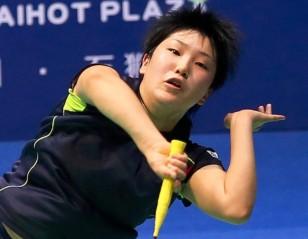 Thaihot China Open 2014 – Day 3: Wang Shixian Crumbles To Yamaguchi