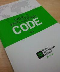 World Anti-Doping Code 2015 – New Regulations 2015