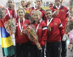 Mauritius and South Africa Share Spoils – African Continental Championships 2015