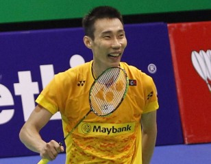 Race to Rio: Chen Leads, Lee Close Behind