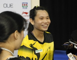 Singapore Tops AIPS Badminton Award
