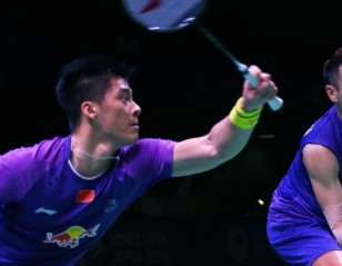 Fu Haifeng Bids Goodbye