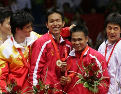 Beijing 2008: Indonesian Tradition Continues
