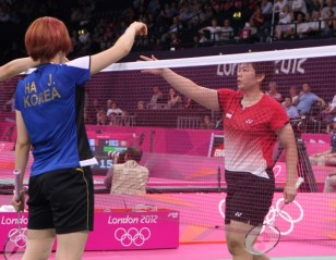 London 2012: Koreans' Appeal Rejected; Indonesia's Withdrawn