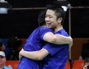 Endo/Hayakawa Clinch Thriller: Day 1 Session 1 – Rio 2016