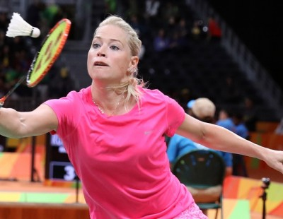 Mixed Doubles Drama in Group B – Day 2 Session 1: Rio 2016