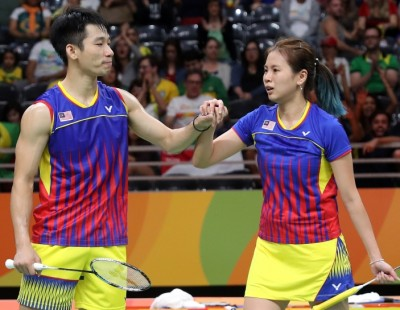 Chan/Goh in Semi-finals – Day 4 Session 3: Rio 2016